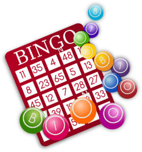 ESO Bingo fund raiser St Chad church Burton on Trent